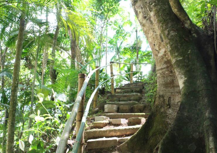 Hotel do Santuário preserva  belezas naturais