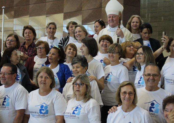 Santuário promove encontro para celebrar o Dia dos Avós