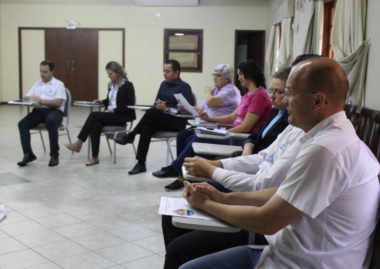 Reunião sobre Hospitalidade é realizado no Hotel do Santuário